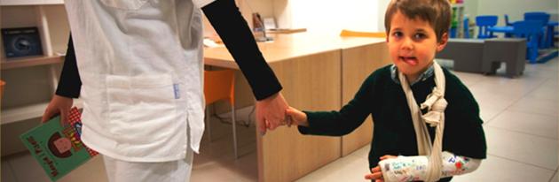 Información ortopédica-pediátrica en la web