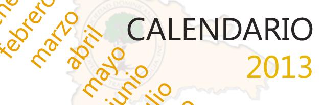 Resumen presentación agenda 2013 a representantes casas comerciales Sociedad de Ortopedia