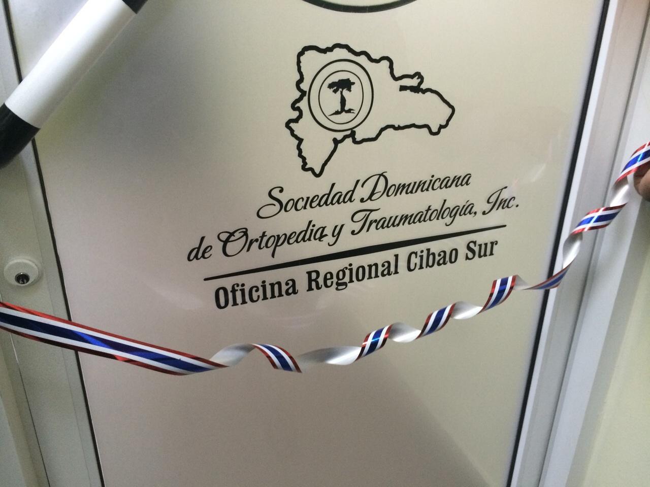 INAUGURACION OFICINA REGIONAL CIBAO SUR
