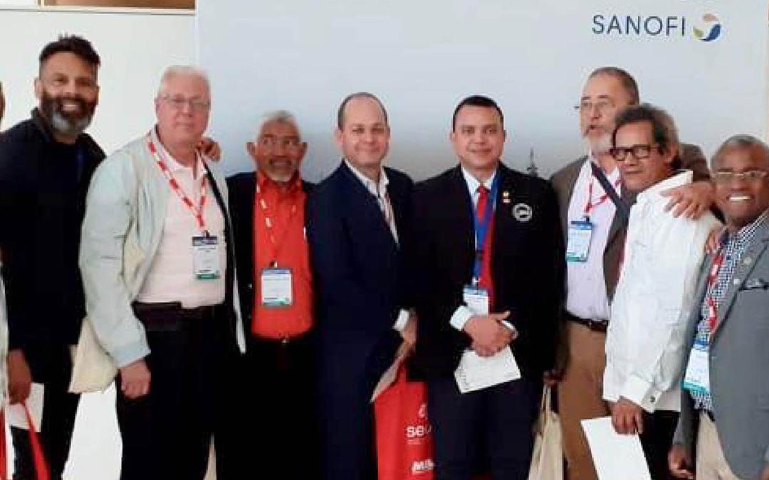 La Sociedad Dominicana de Ortopedia y Traumatología, participa en el Congreso Internacional de la Sociedad Española de Cirugía 56º