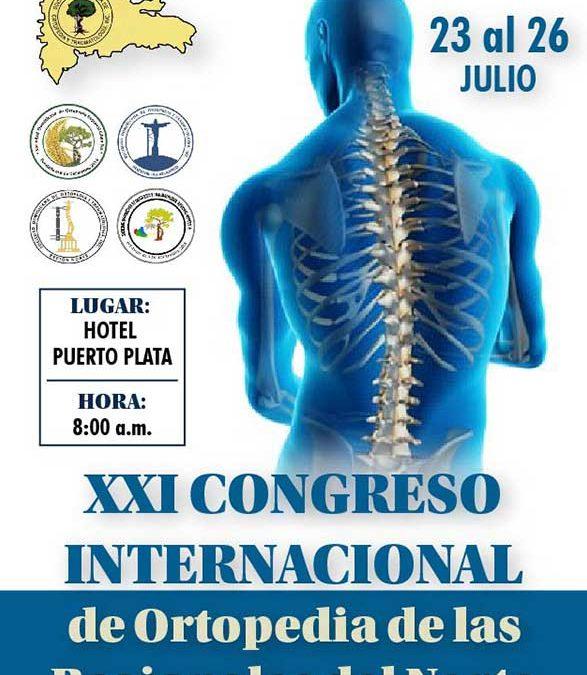 XXI CONGRESO INTERNACIONAL de Ortopedia Regionales del Norte