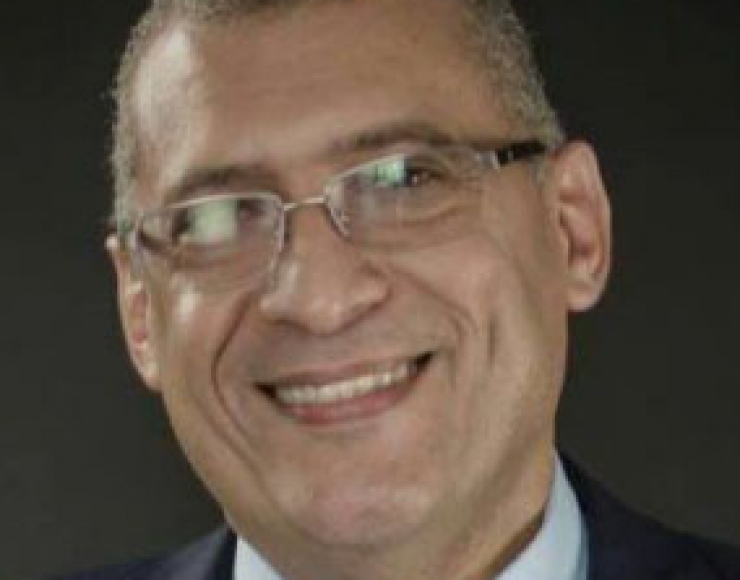 Dr. Marcelo Puello 2do. Vicepresidente